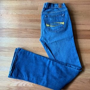 Abercrombie & Fitch Emma Stretch Boot Jeans 6L